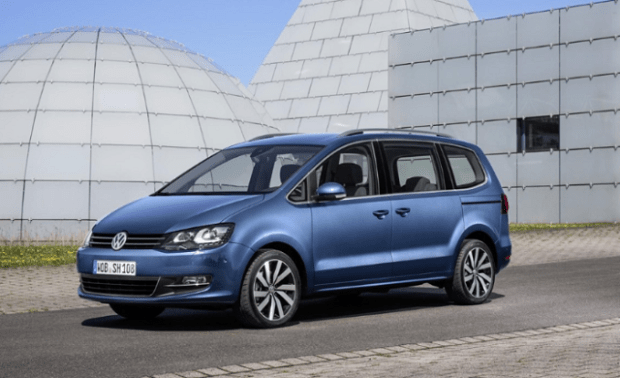 29 The 2020 VW Touran Spesification