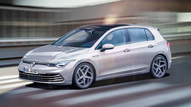 29 The 2020 Volkswagen Golf R Images