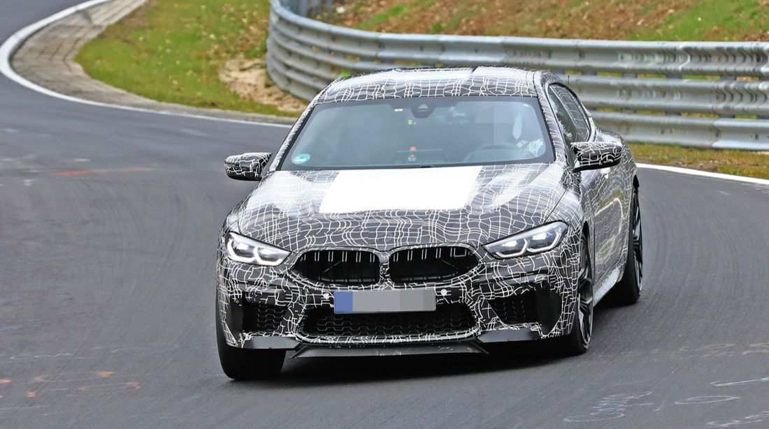 29 The BMW M8 2020 Spesification