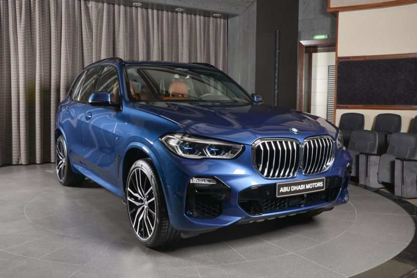 29 The Best 2019 BMW X5 New Model And Performance