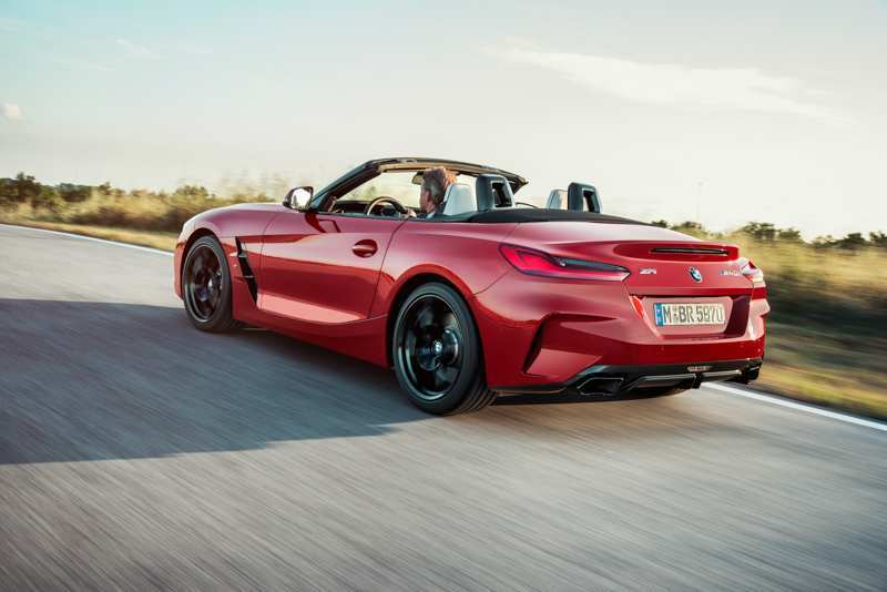 29 The Best 2019 BMW Z4 Roadster Prices