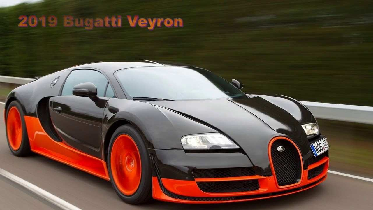 29 The Best 2019 Bugatti Veyron Concept And Review