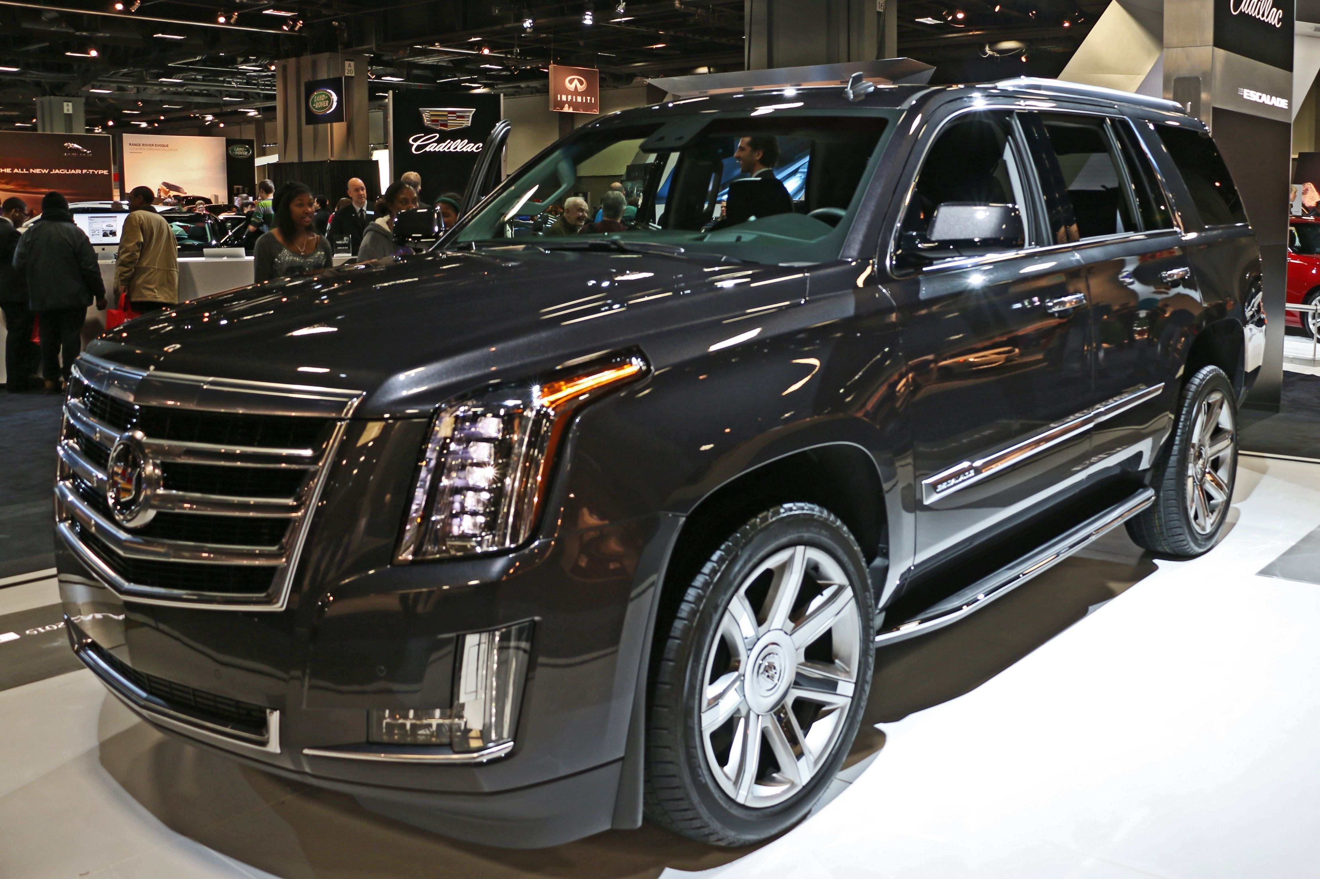 29 The Best 2019 Cadillac Escalade V Ext Esv Style