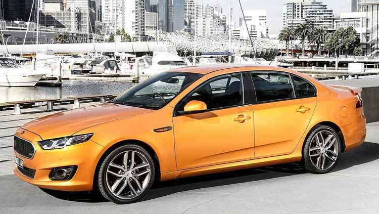 29 The Best 2019 Ford Falcon Gt Specs