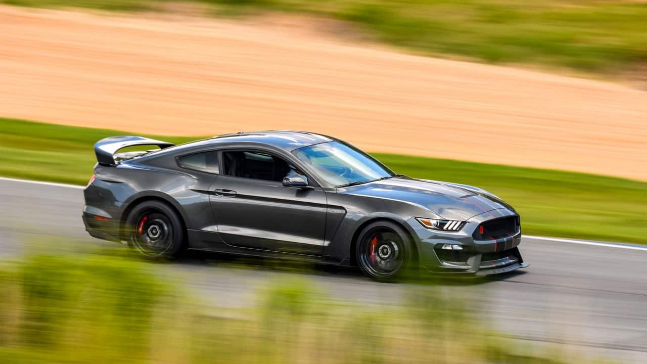 29 The Best 2019 Ford Mustang Shelby Gt 350 Spesification