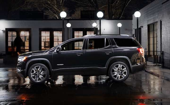 29 The Best 2019 GMC Acadia Review And Release Date