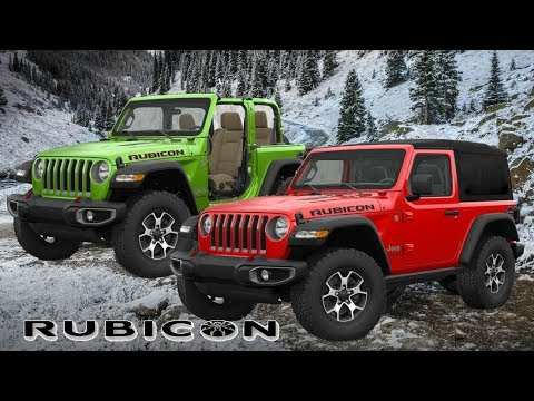 29 The Best 2019 Jeep Jl Colors Price And Review