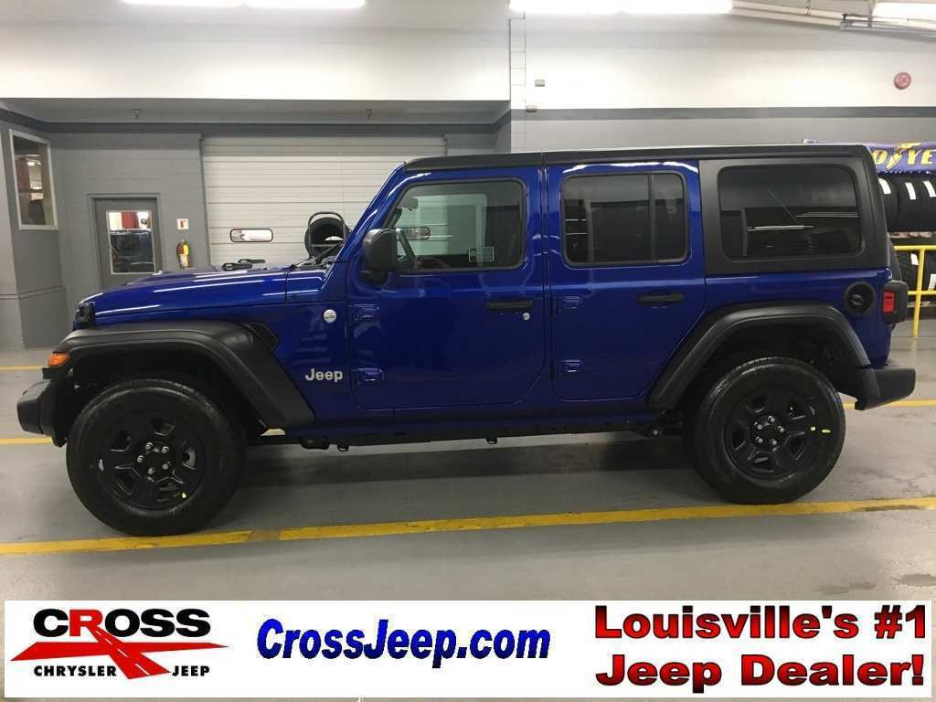 29 The Best 2019 Jeep Wrangler Unlimited Review And Release Date