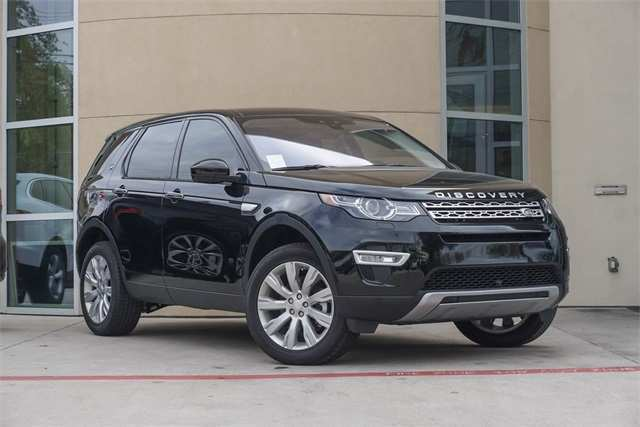 29 The Best 2019 Land Rover Discovery Sport New Concept