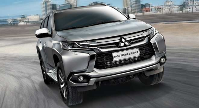 29 The Best 2019 Mitsubishi Montero Sport Picture