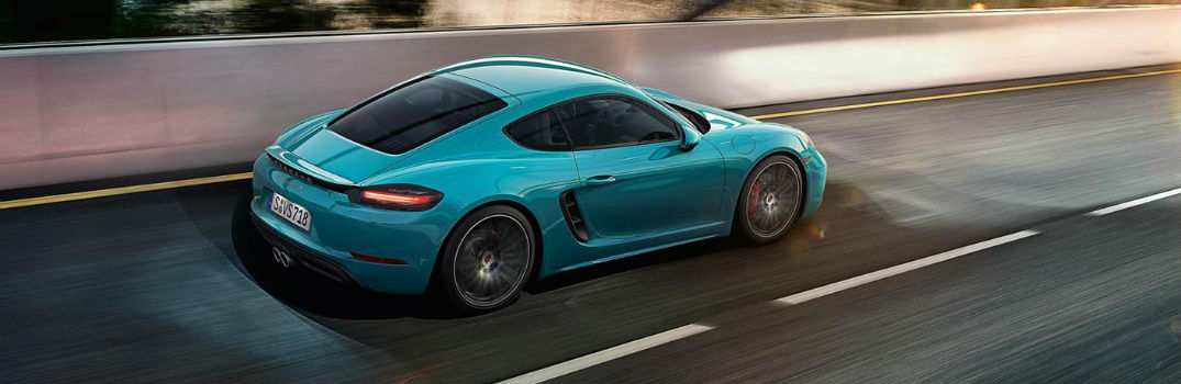 29 The Best 2019 Porsche Cayman Price And Release Date