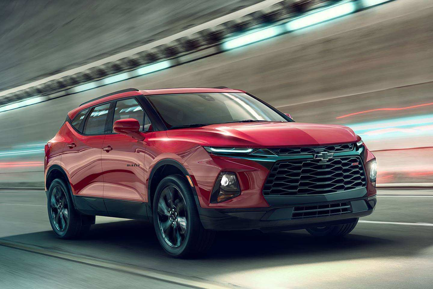 29 The Best 2019 The Chevy Blazer Concept And Review