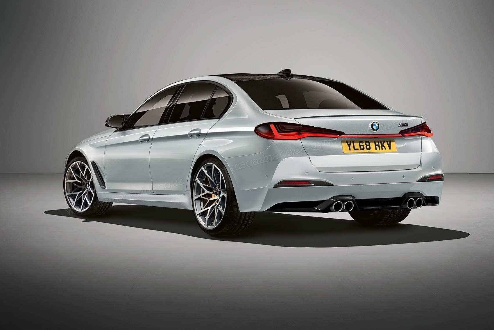 29 The Best 2020 BMW 5 Series New Review