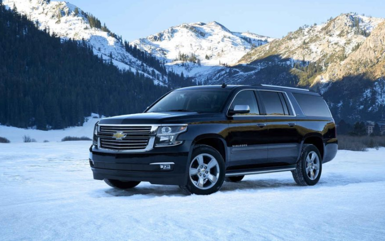 29 The Best 2020 Chevy Suburban New Concept