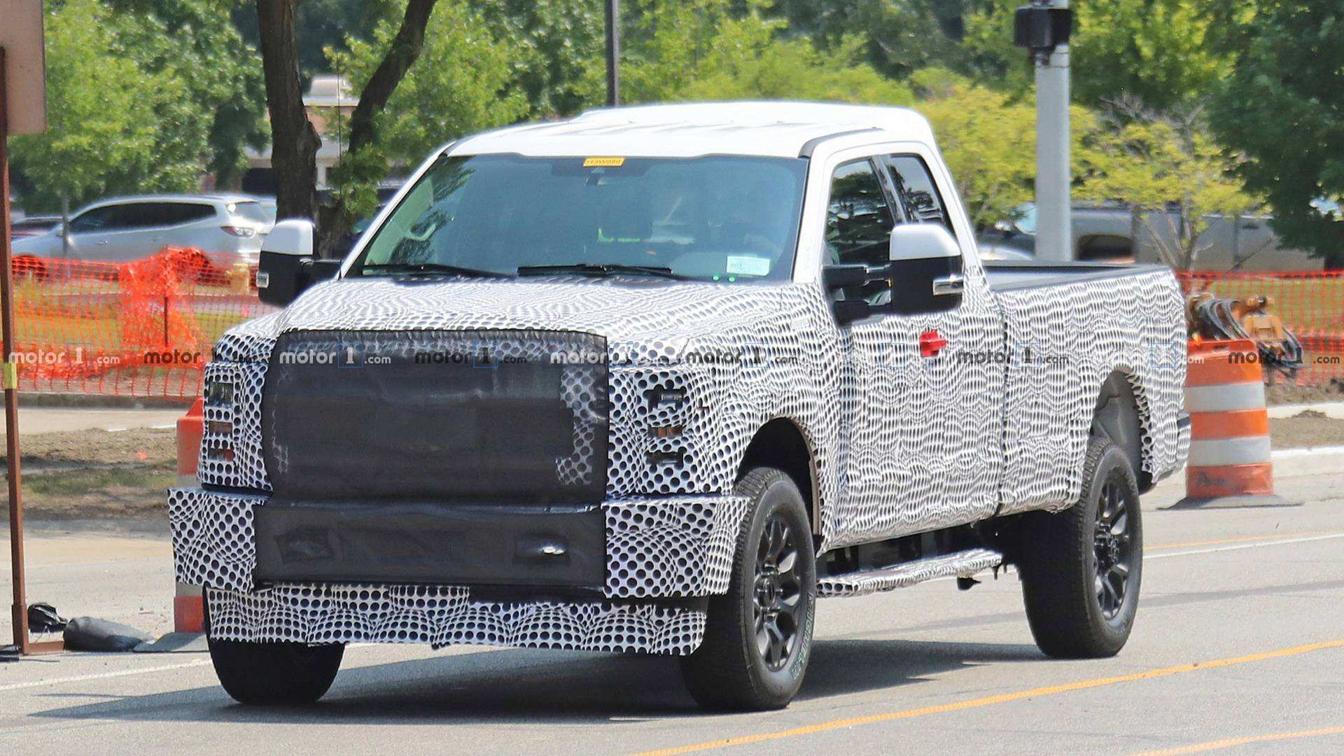 29 The Best 2020 Ford F 250 First Drive