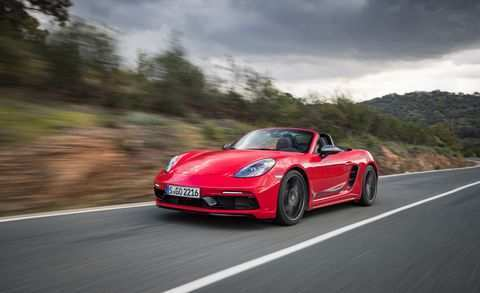 29 The Best 2020 The Porsche 718 Specs And Review