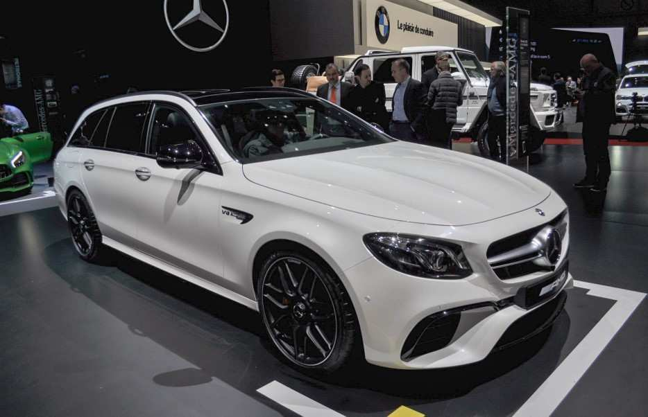 29 The Best 2020 The Spy Shots Mercedes E Class Concept And Review