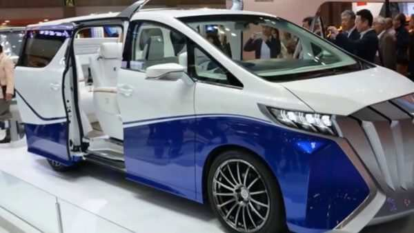 29 The Best 2020 Toyota Alphard Exterior And Interior