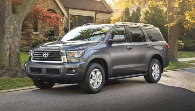 29 The Best 2020 Toyota Sequoia Model