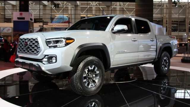 29 The Best 2020 Toyota Tacoma Diesel Spy Shoot