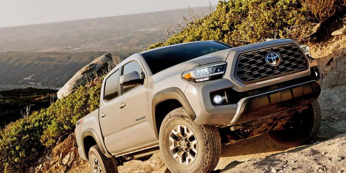 29 The Best 2020 Toyota Tacoma Diesel Trd Pro Release Date