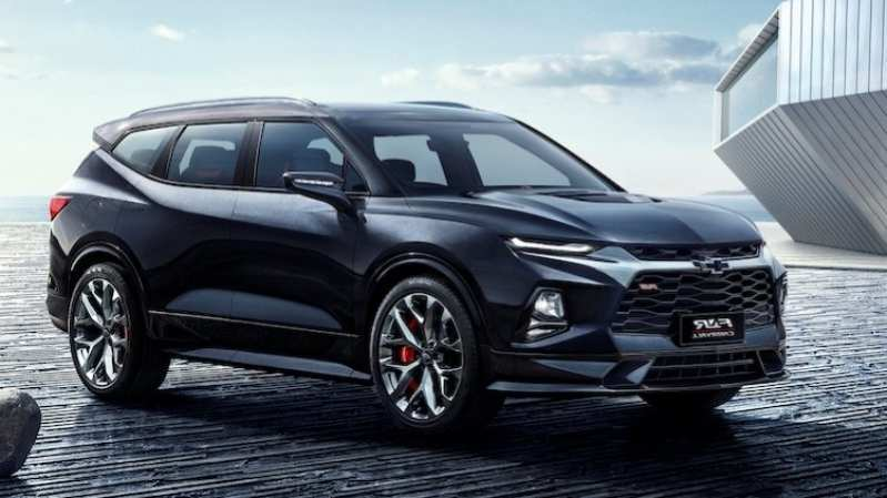 29 The Best Chevrolet Blazer Xl 2020 Engine