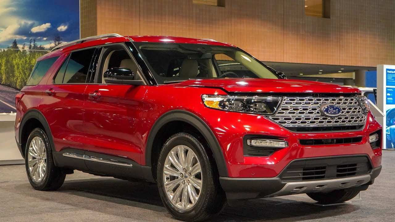 29 The Best Ford Hybrid Explorer 2020 New Model And Performance