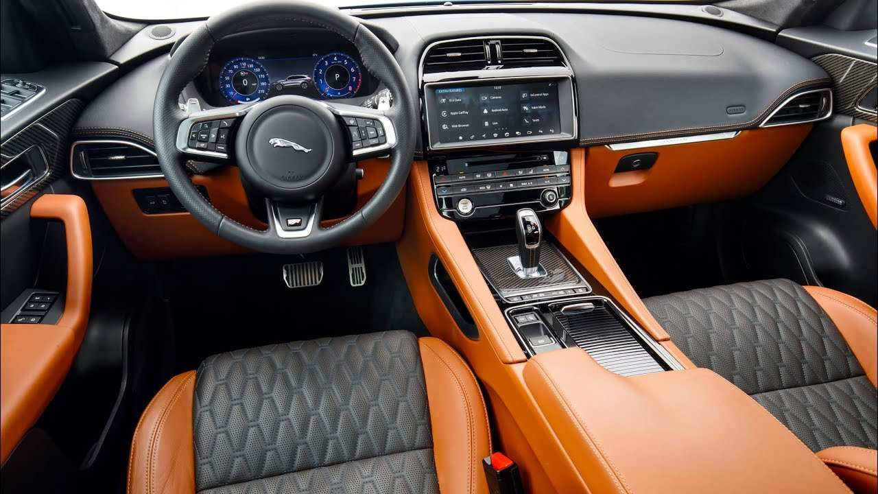 29 The Best Jaguar F Pace 2019 Interior Images