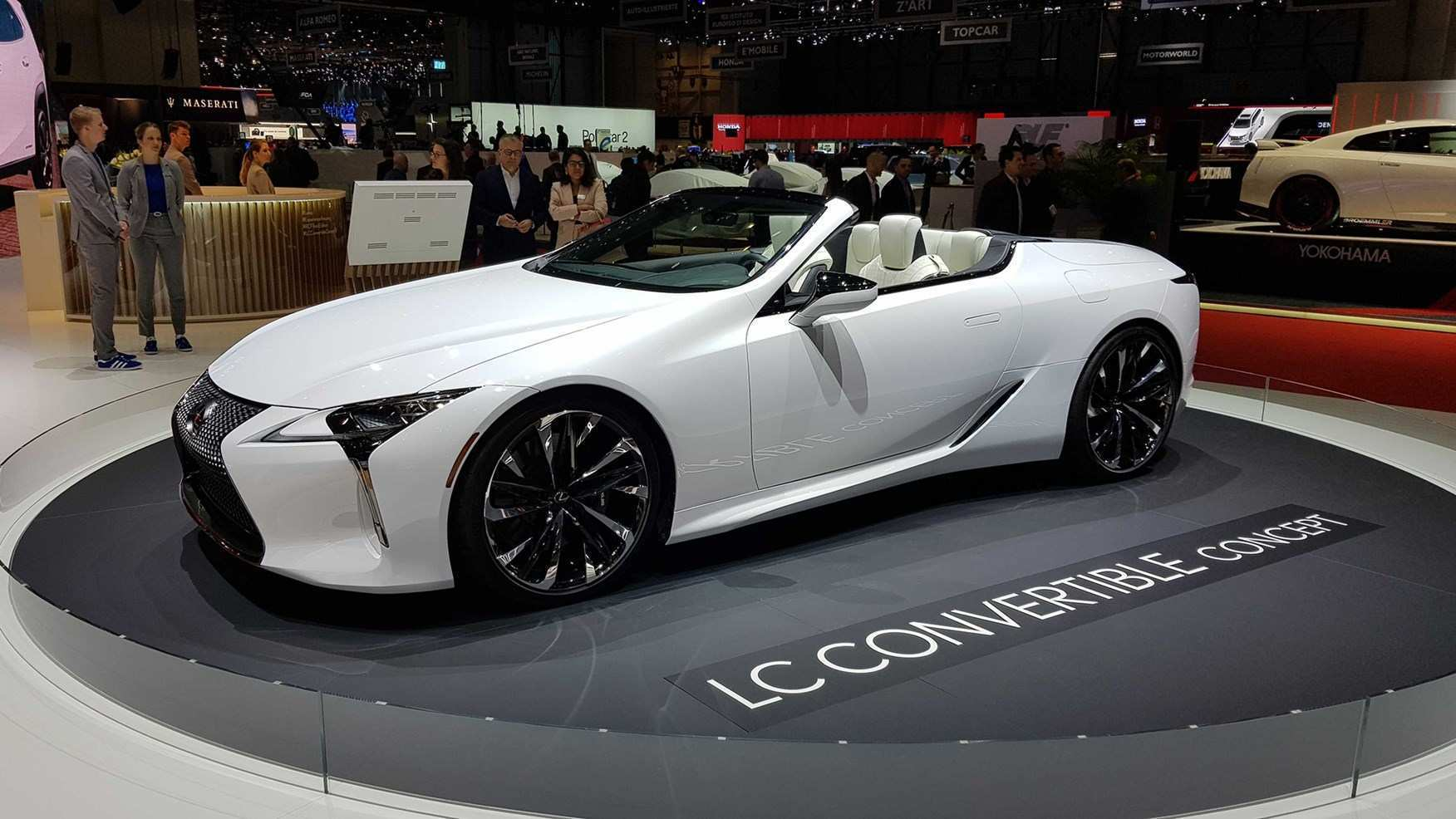 29 The Best Lc Lexus 2019 Redesign