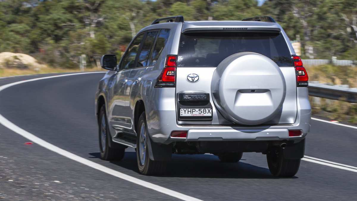 29 The Best Toyota Prado 2019 Australia Research New