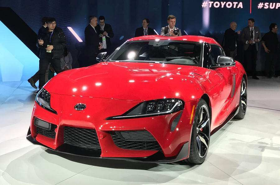 29 The Best Toyota Supra 2019 Review And Release Date