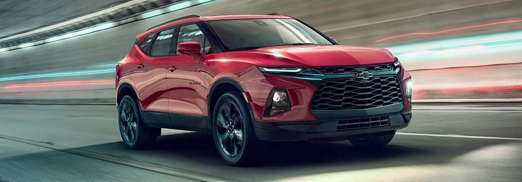 29 The Chevrolet Blazer 2020 Specs Price