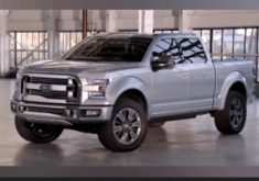 Ford Pickup 2020