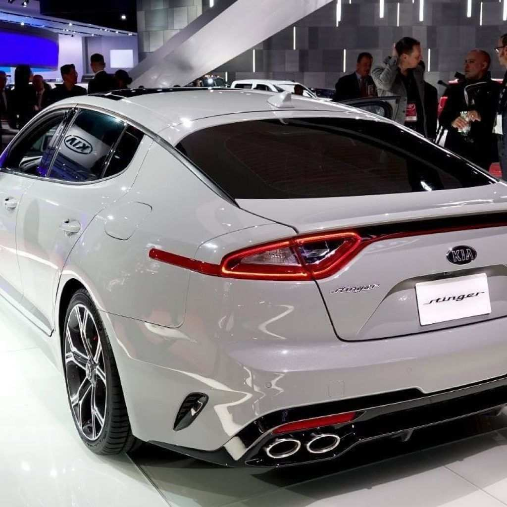 29 The Kia Optima Gt 2020 New Model And Performance