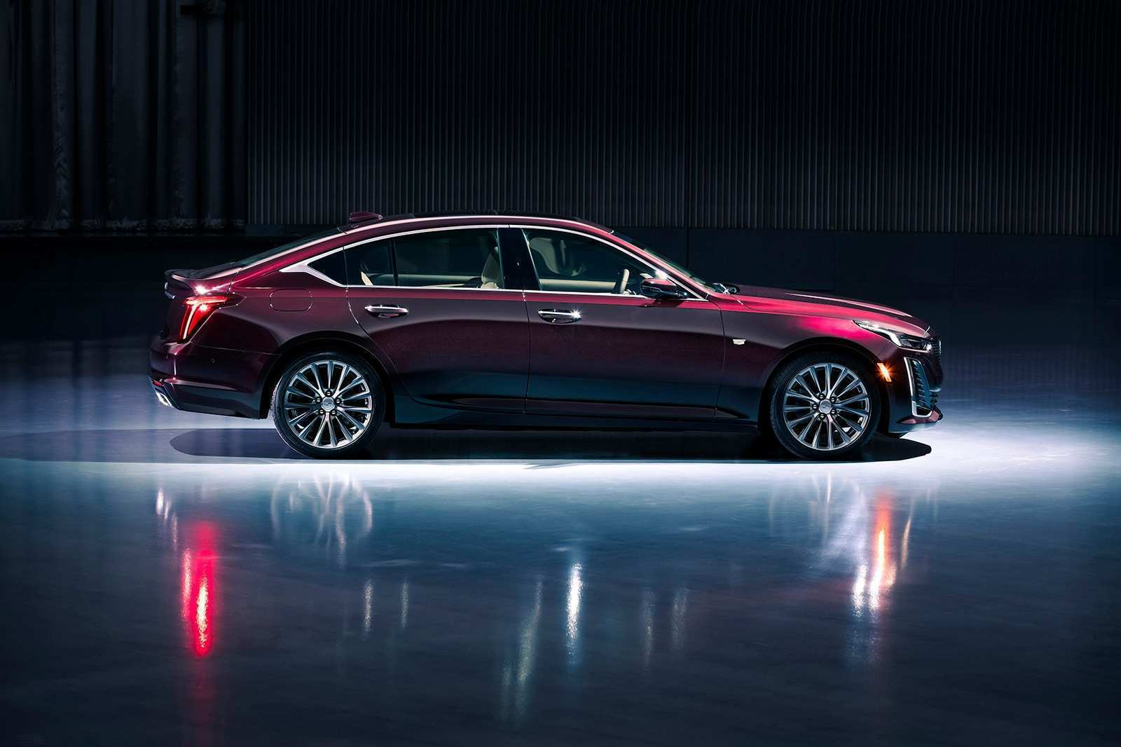 29 The New Cadillac Sedans For 2020 Speed Test