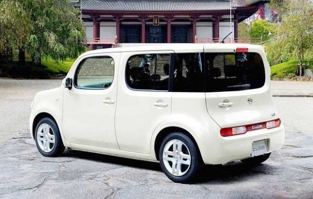 29 The Nissan Cube 2019 Spesification