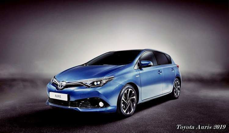 29 The Toyota Auris 2019 Release Date Exterior