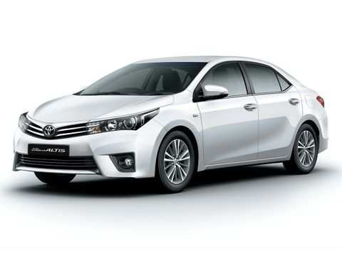 29 The Toyota Egypt Corolla 2020 Images