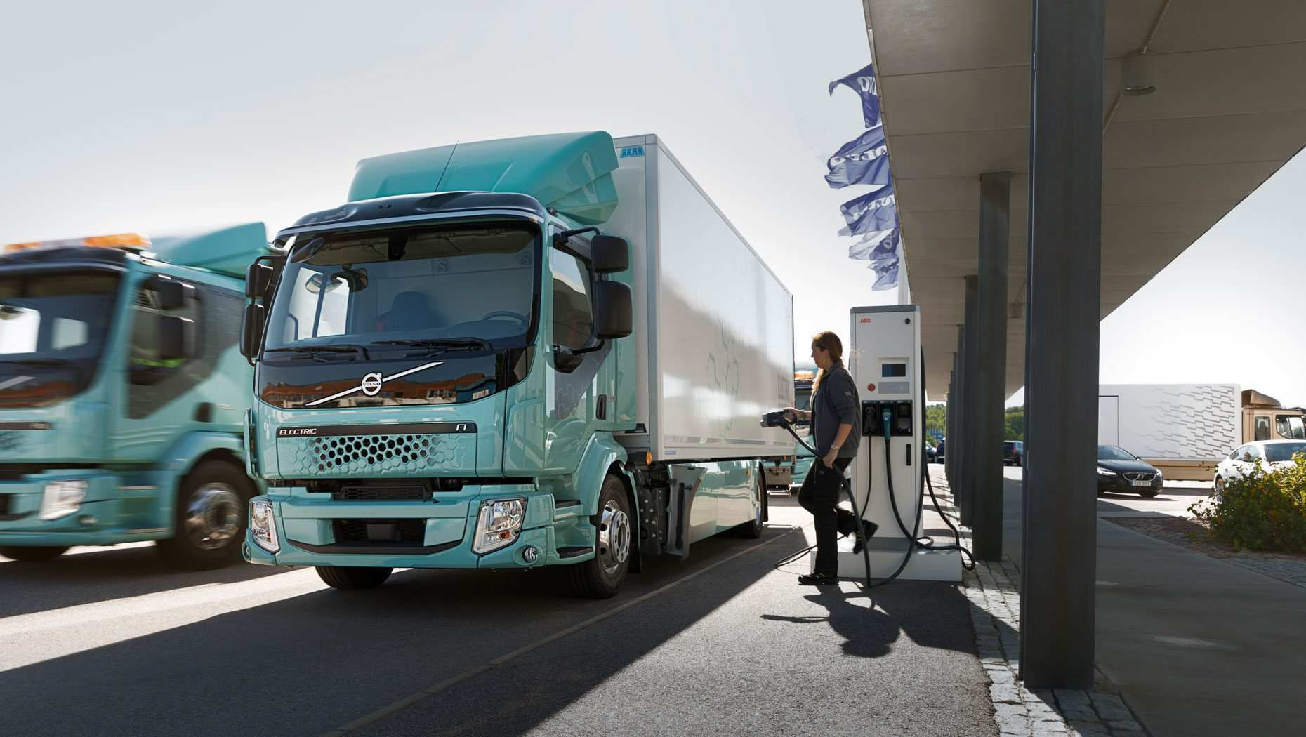 29 The Volvo Electric Truck 2019 Performance