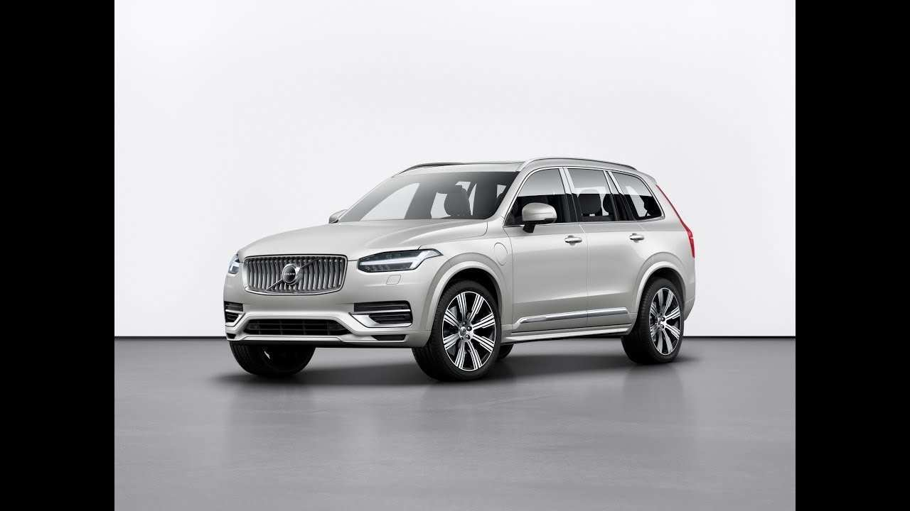 29 The Volvo Xc90 2020 Youtube Style