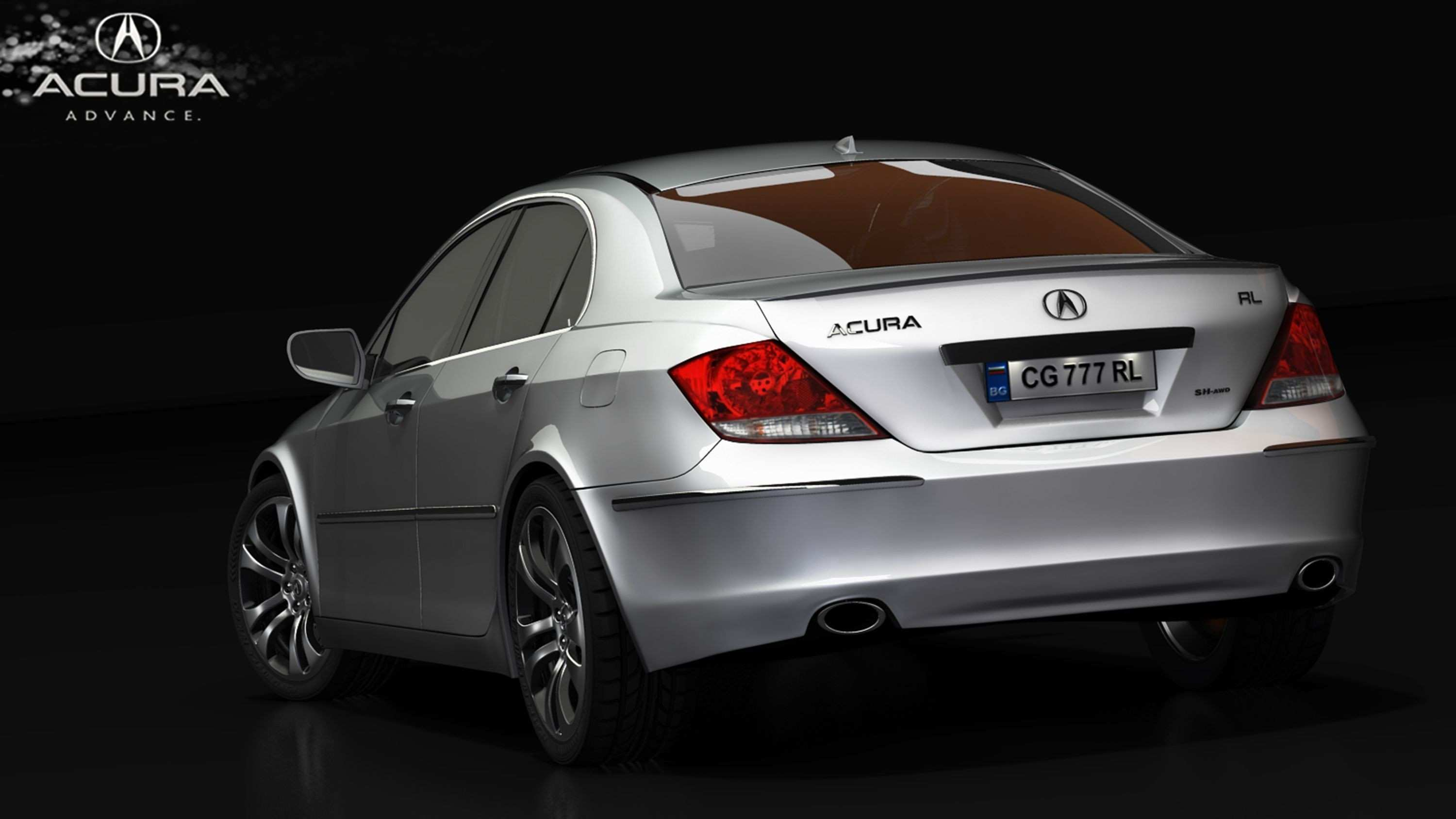 30 A 2019 Acura Tl Type S Wallpaper