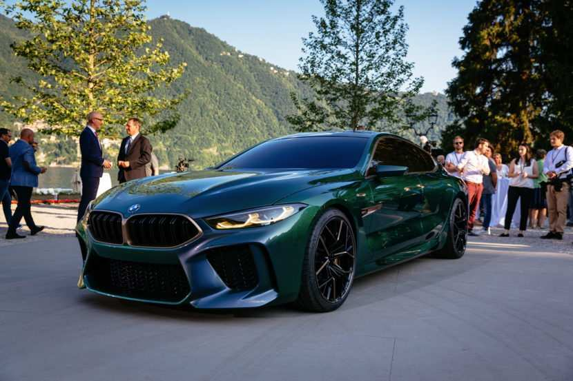 30 A 2019 BMW M8 Pricing