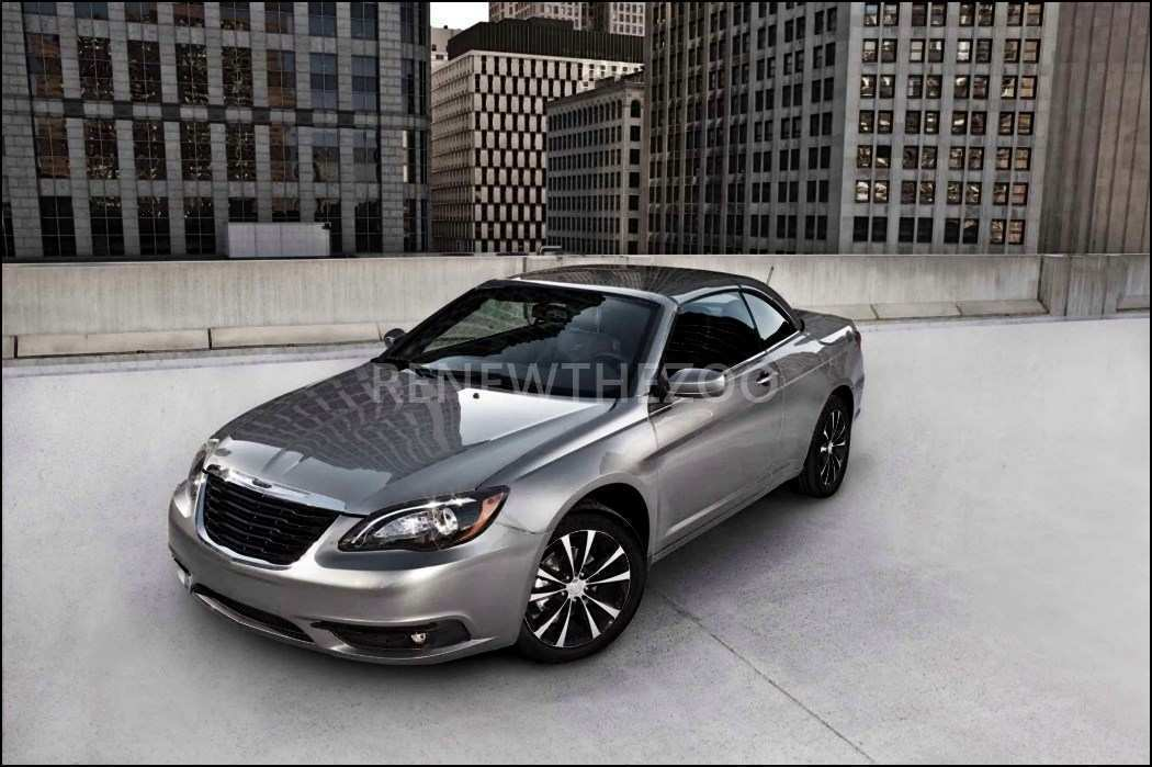 30 A 2019 Chrysler 200 Convertible Release Date And Concept