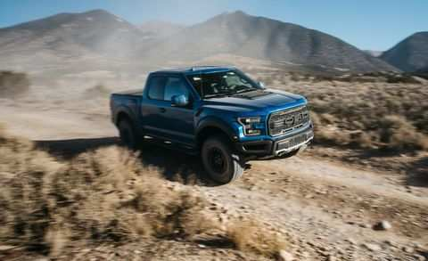 30 A 2019 Ford F150 Svt Raptor Configurations