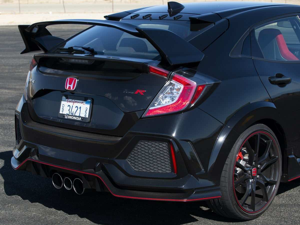 30 A 2019 Honda Civic Type R Release