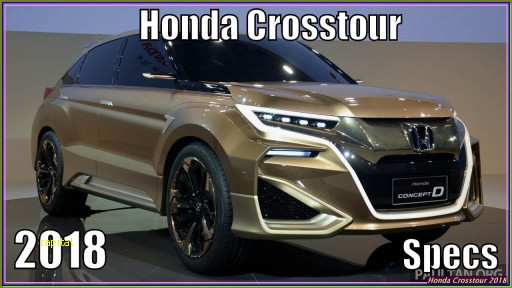 30 A 2019 Honda Crosstour Pictures