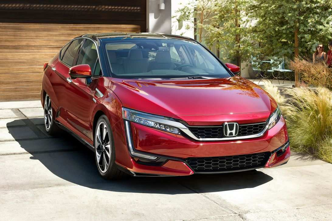 30 A 2019 Honda Fcev Ratings
