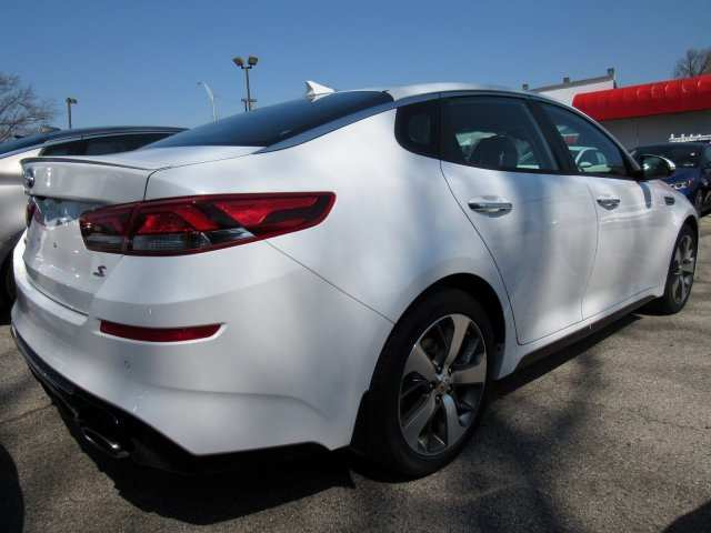 30 A 2019 Kia Optima Performance And New Engine