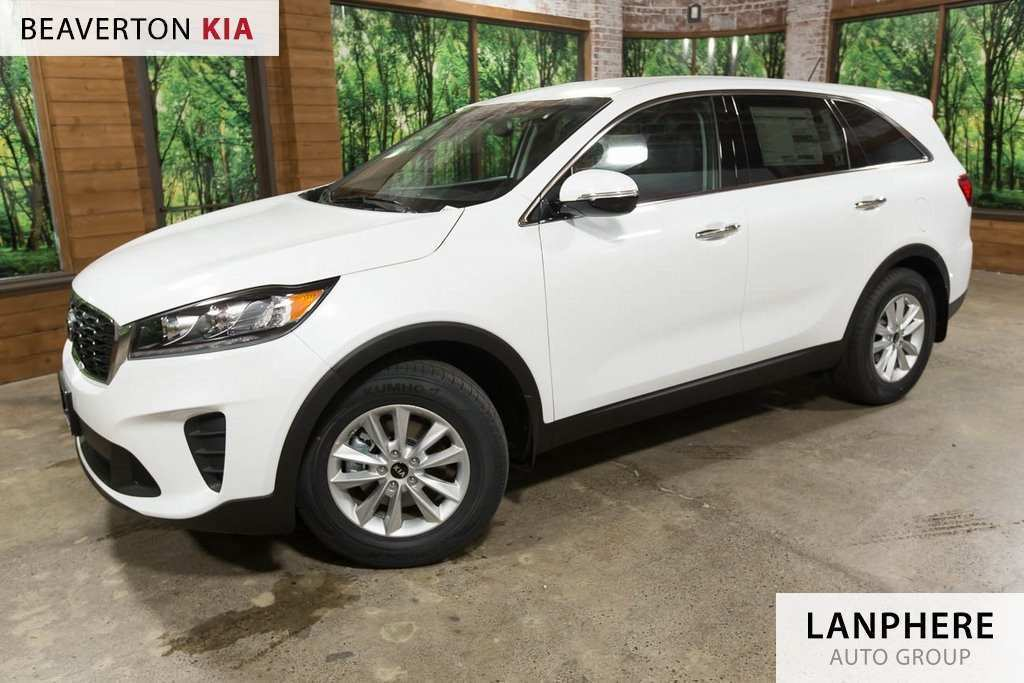 30 A 2019 Kia Sorento Trim Levels Photos