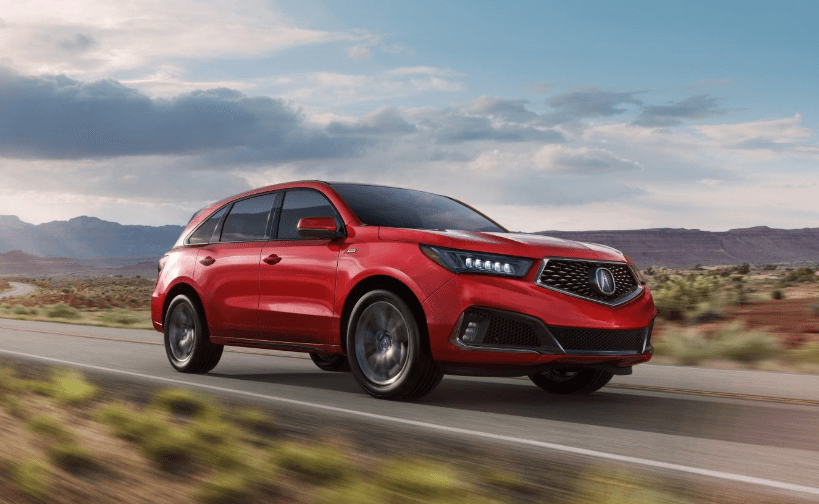 30 A 2020 Acura Mdx Rumors Release Date